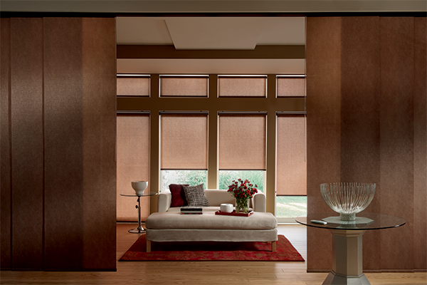 Roller Shades & Sliding Panels