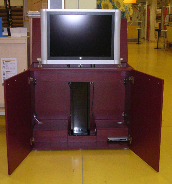 We have lifts for almost any sized TV -