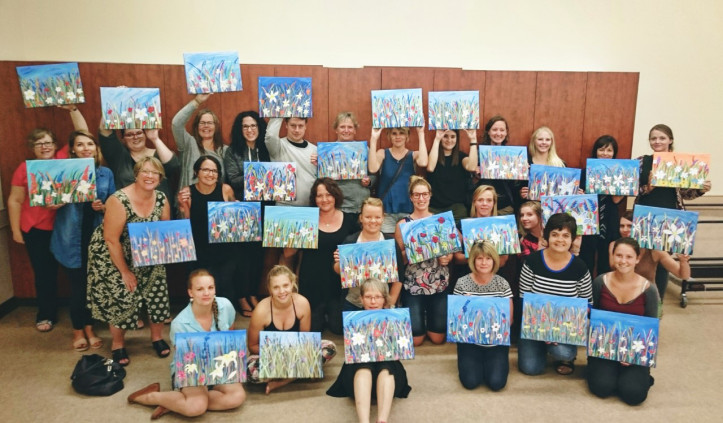 paint night out