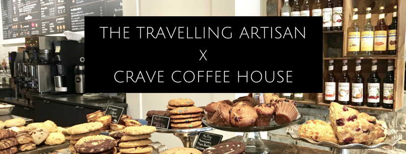 crave coffee house kingston ontario art