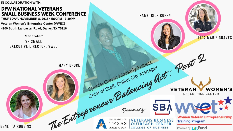 Veteran Women's Enterprise Center (VWEC) ) is to help women