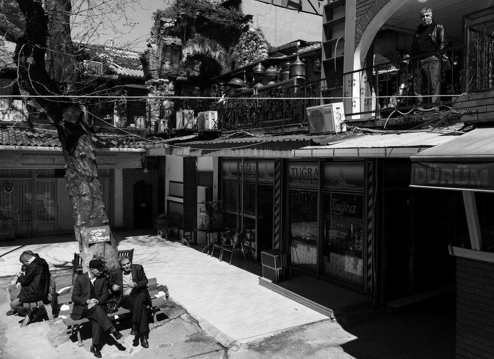 Chiaroscuro - in Istanbul