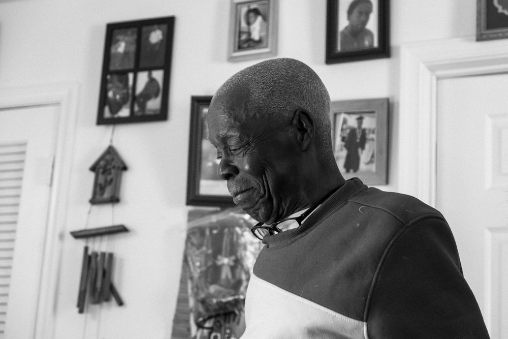 No Tribe—just a Liberian - Ambassador Emmett Woods, survivor of two civil wars and a shining light of hope for the future.