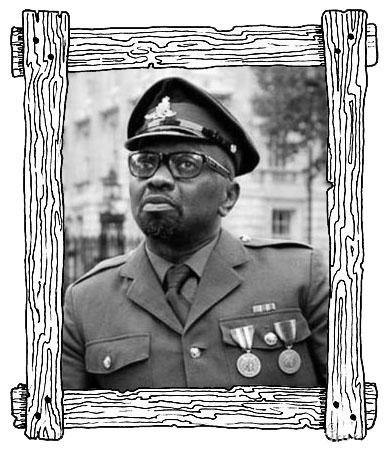 President Obonjo Wooden Frame.jpeg