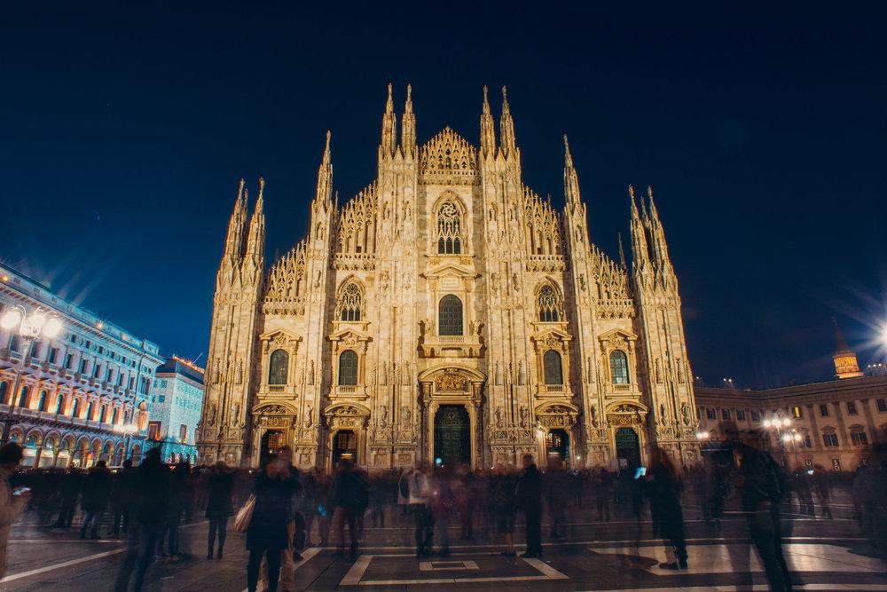 Milan Duomo, Milan, Iitaly