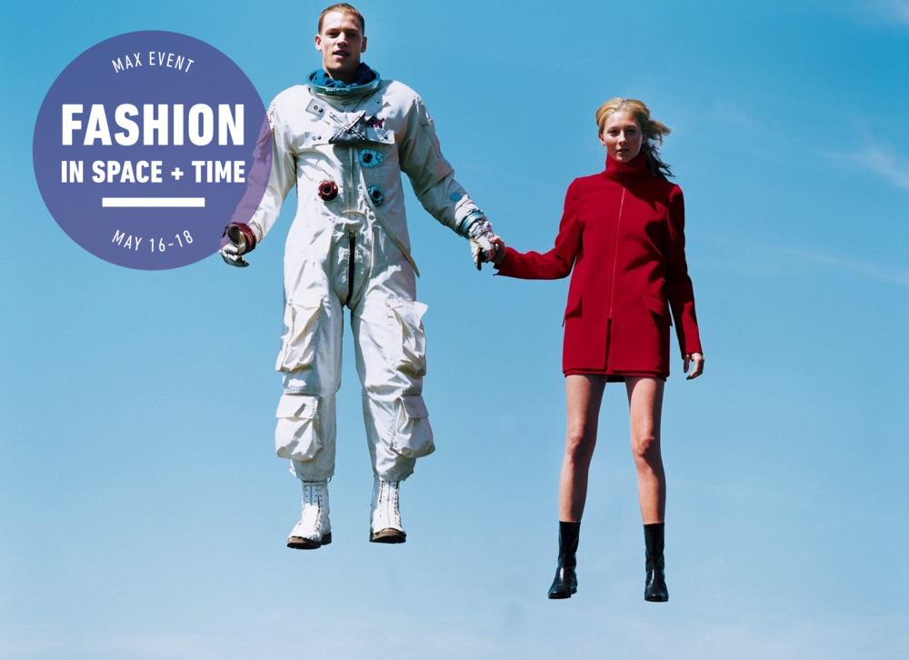 Fashion In Space+Time
