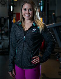 Brittany Halcomb - Personal Trainer