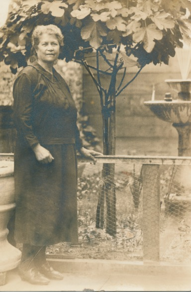 1. Philomena Aleseio, circa 1940, Philadelphia, PA