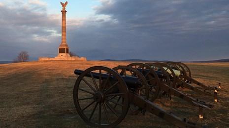 Photo: Antietam National Battlefield, Credit: NPS