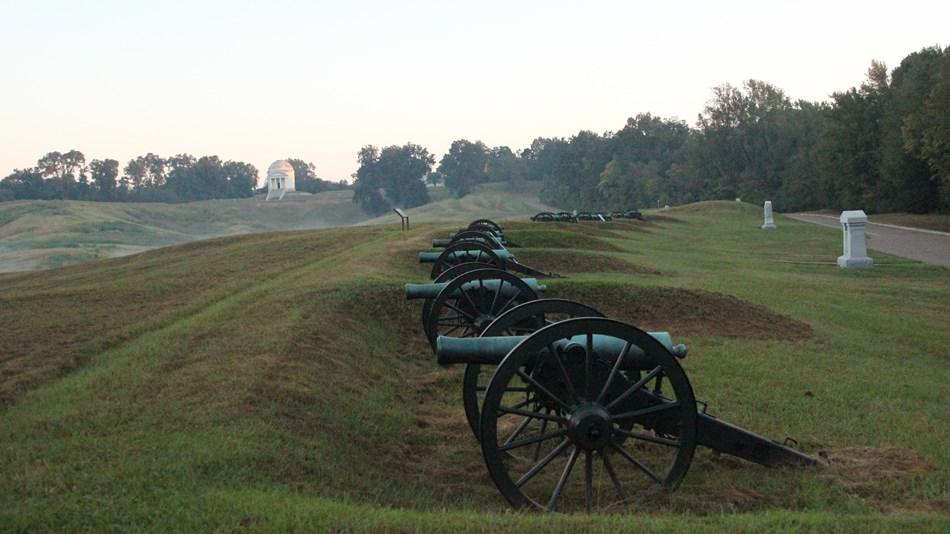 Photo: Vicksburg NMP, Credit: NPS