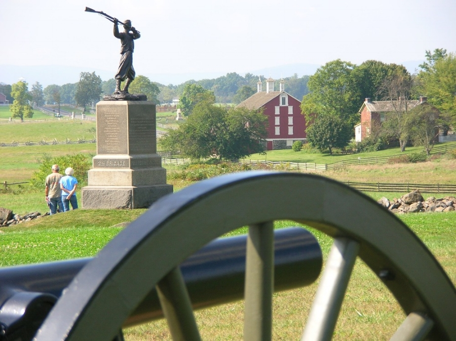 Photo: Gettysburg National Military Park, Credit: NPS