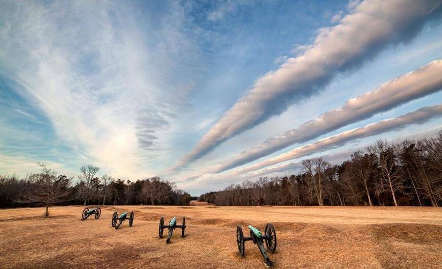 Photo: Fredericksburg and Spotsylvania National Military Park, Credit: NPS