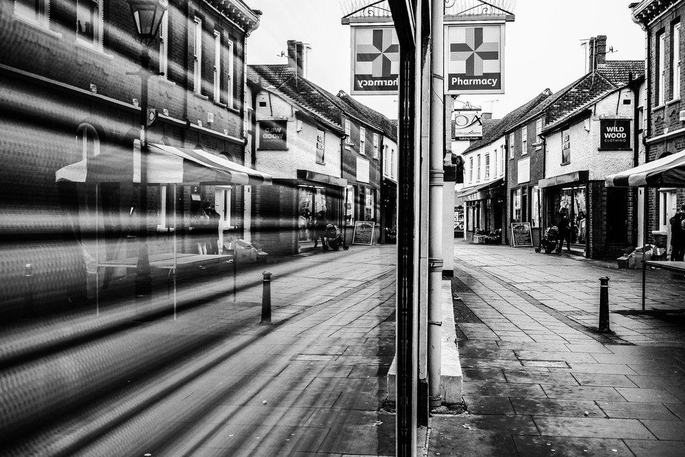 street seen - Mono