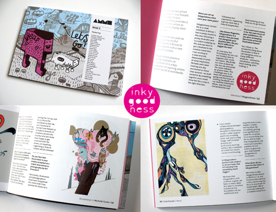 Ammo Magazine Inkygoodness Feature