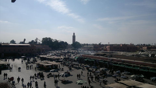 Marrakesh Square