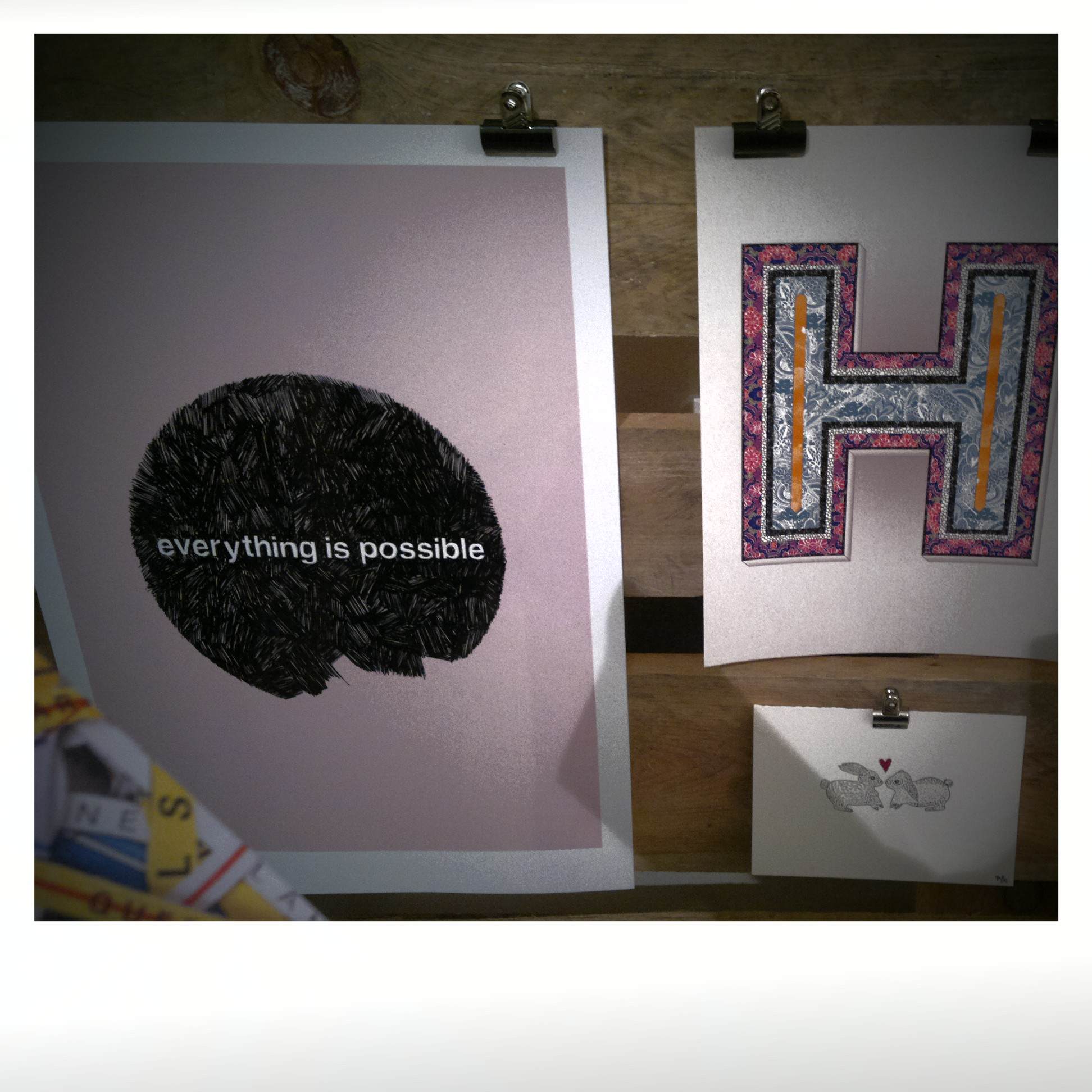 Papergirl Birmingham Exhibition