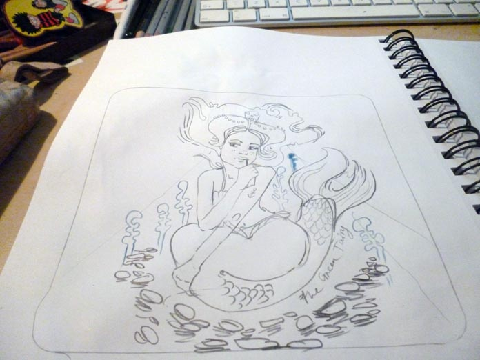 Work in progress - Ondine
