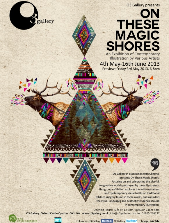 On_These_Magic_Shores_Invite