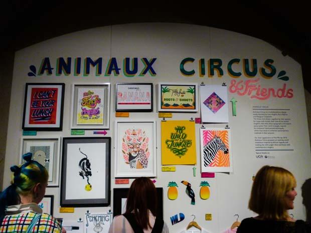 Animaux Circus