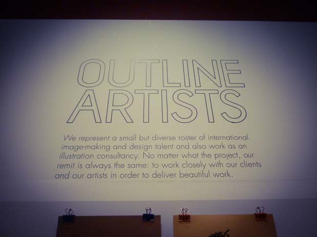 Outline Artists