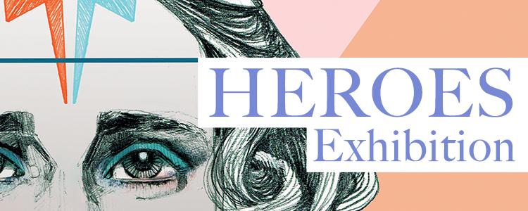 Heroes Exhibition Lichfield