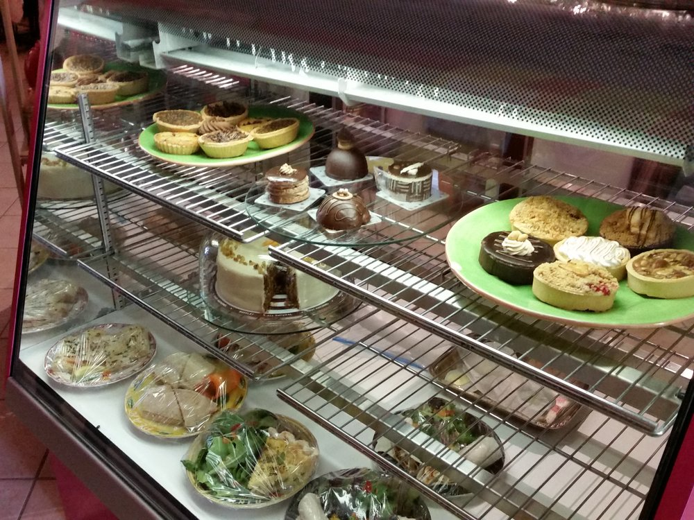 Tarts and tortes and other yummy eats.