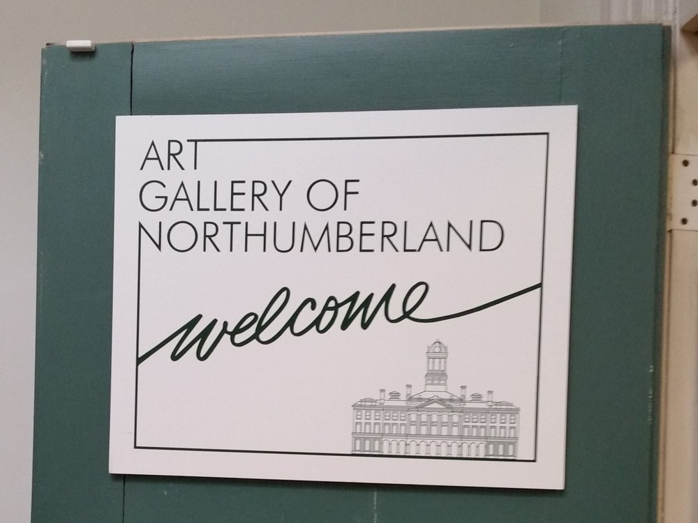 The Art Gallery of Northumberland, in Victoria Hall.