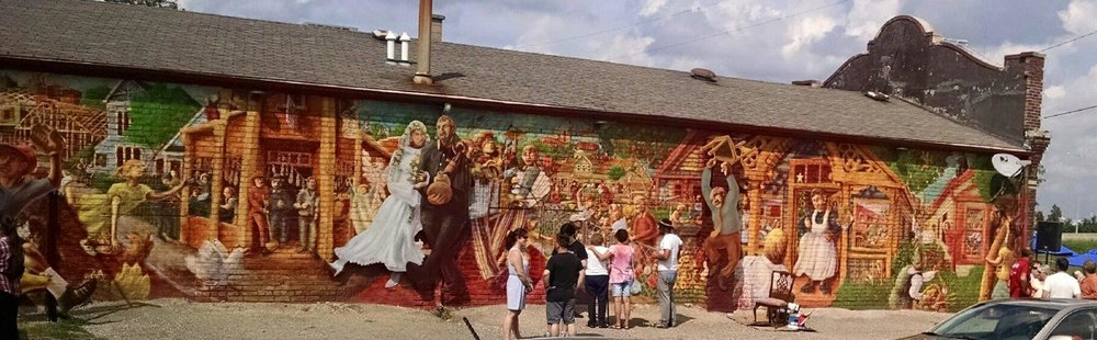 South Omaha Mural Project: The Historical Essence of Ethnic Neighborhoods