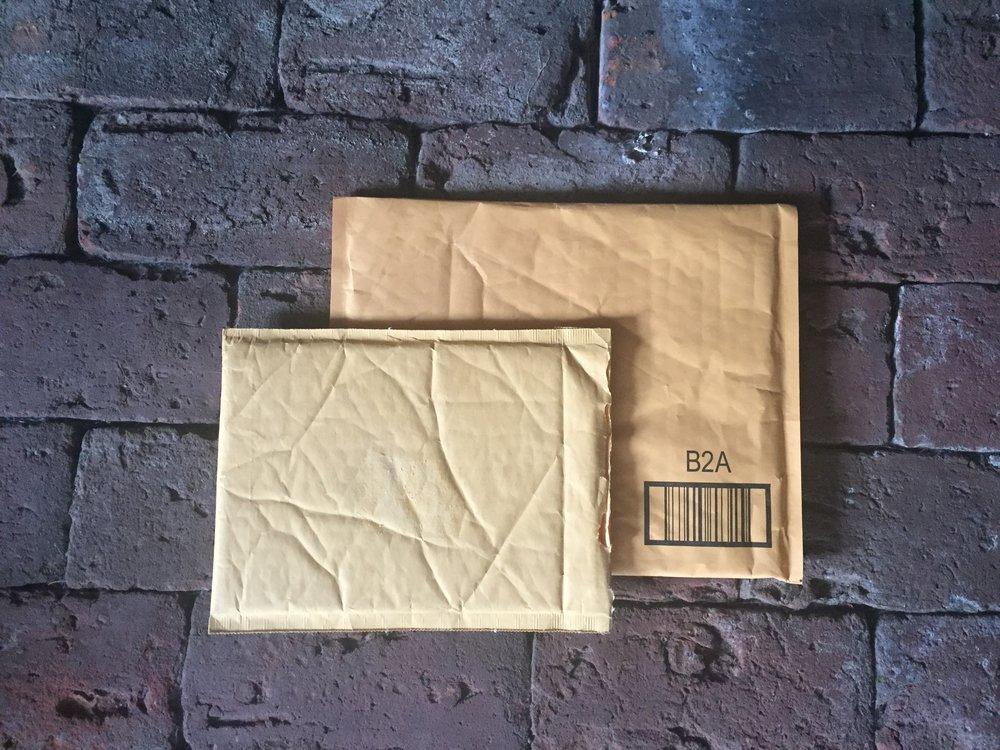 Padded Packing Envelopes