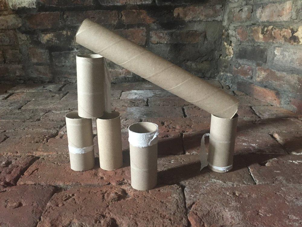 Paper Towel / Toilet Paper Rolls