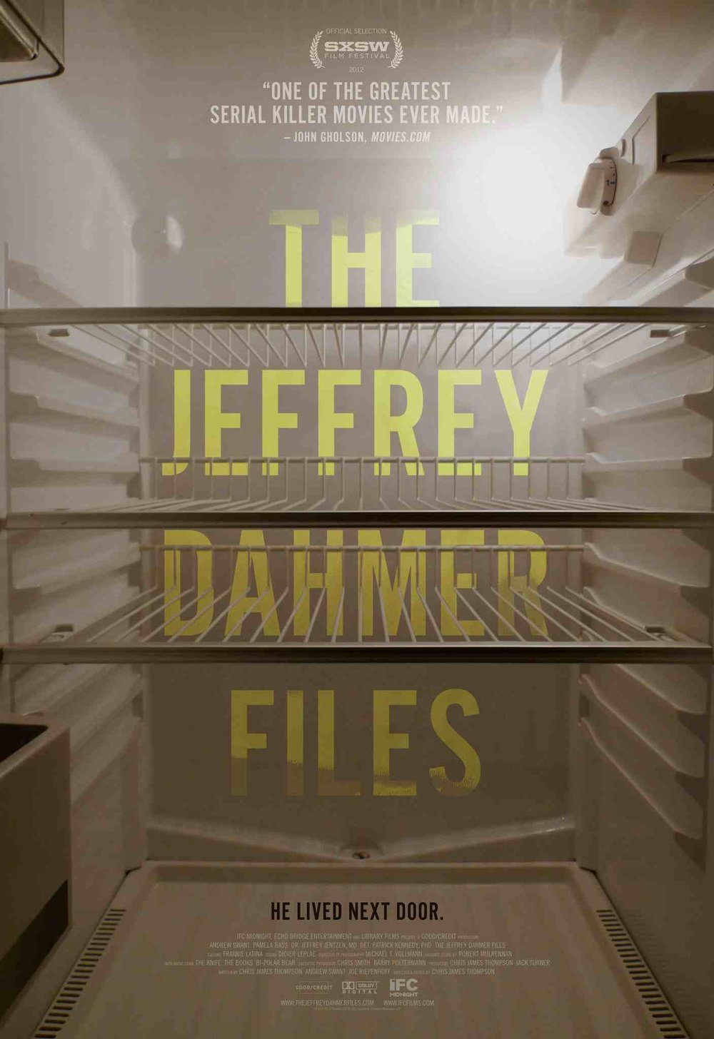 The Jeffery Dahmer Files -    I loved this. The interviews and reinactmemts went together so well. Sadly I had to watch this on you tube but other then that it was a great experience.