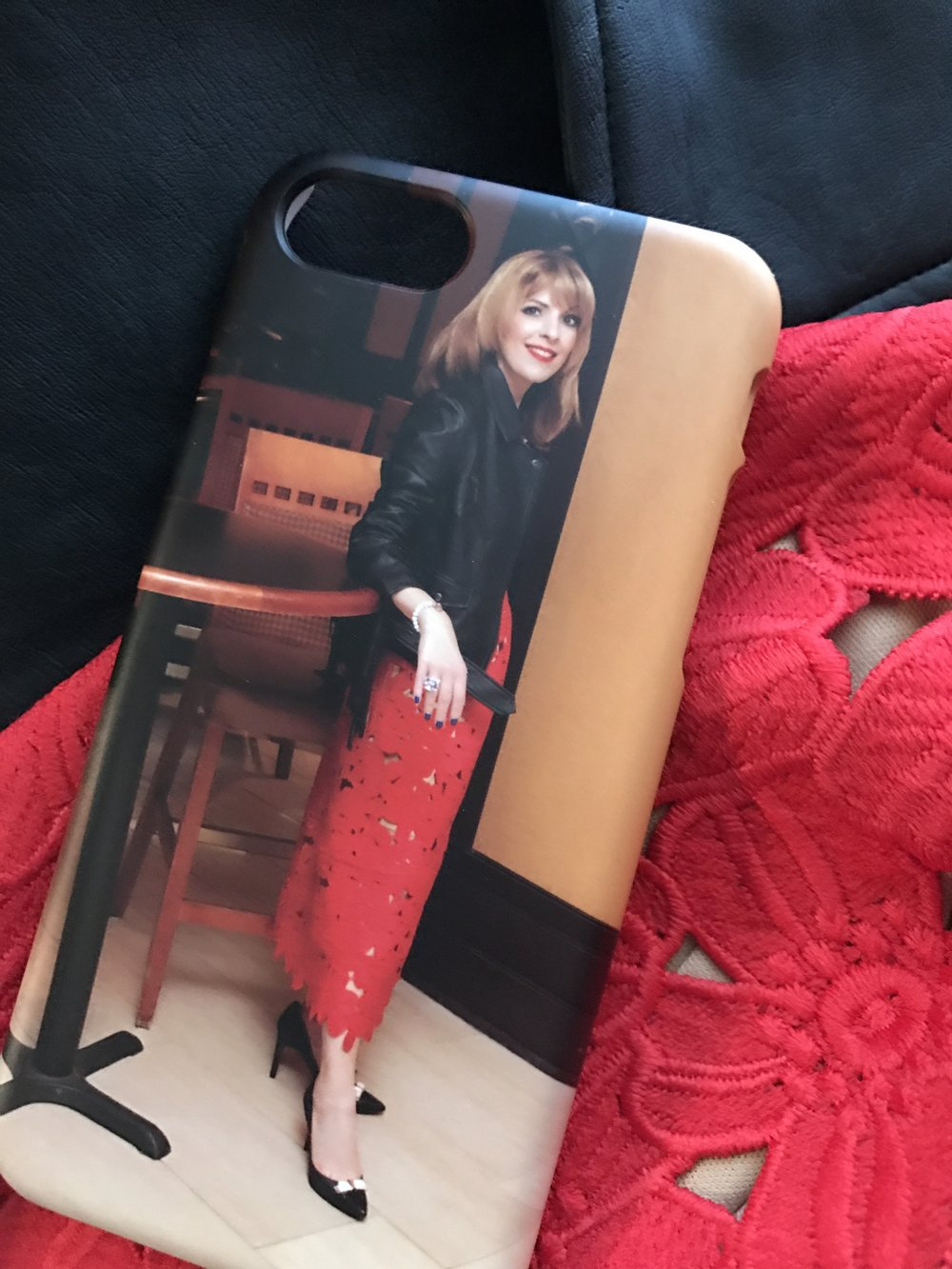 Isn't my custom made iPhone case cover amazing?? Make your own  here !