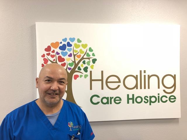 Moises Villeda, RN - - Healing Care Hospice Registered Nurse