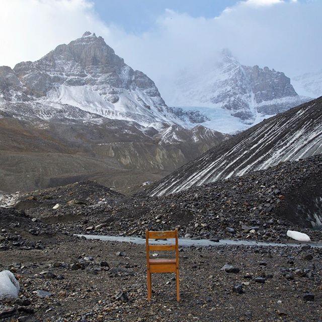 "Artist Takeover: Kris Weinmann @krisraw , ""Taking A Seat..?, 52.209771, -117.236866 No2 (2014) #yyc #yycart #calgary #calgaryarts #art #artist #artsy #instaart #artstagram #yycarts #yycevents #canadiancreatives #calgaryartist #capturecalgary #captureyyc #yycnow #calgarybuzz #iamwestern #offlimitsarts #cspacekingedward #cspace #medalta #albertaarts #canadianart #contemporarywest #contemporaryart #westernart #westerncanada #artgallery #artexhibition"