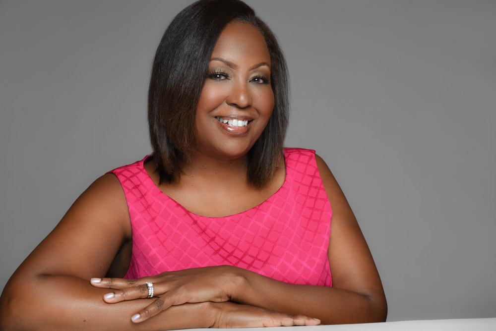 Dr. Regina Hampton Founder Cherry Blossom Intimates Black Doctor