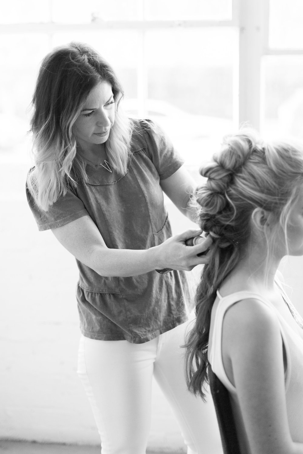 Wedding Hair Stylist