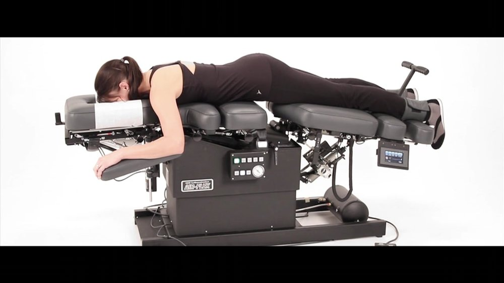 Air Powered Table to Mobilize Spinal Joints