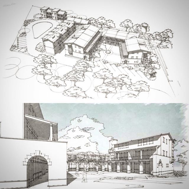 Helotes City Council approved the conceptual design of the Haciendas del Rio, a live/work village in Old Town Helotes.