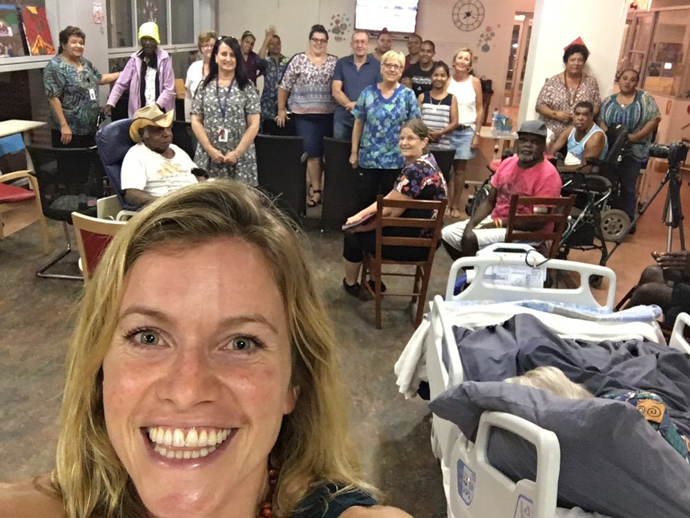 Karlarra nursing home, western australia