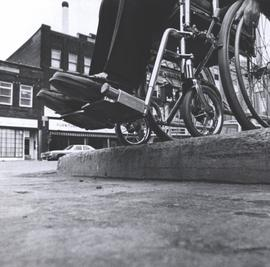 Wheelchair Curb