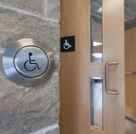 Handicap Door