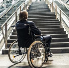 Wheelchair Stairs