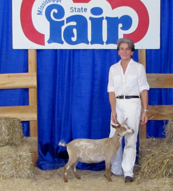 10/12/2014 as Junior Grand at the Mississippi State Fair