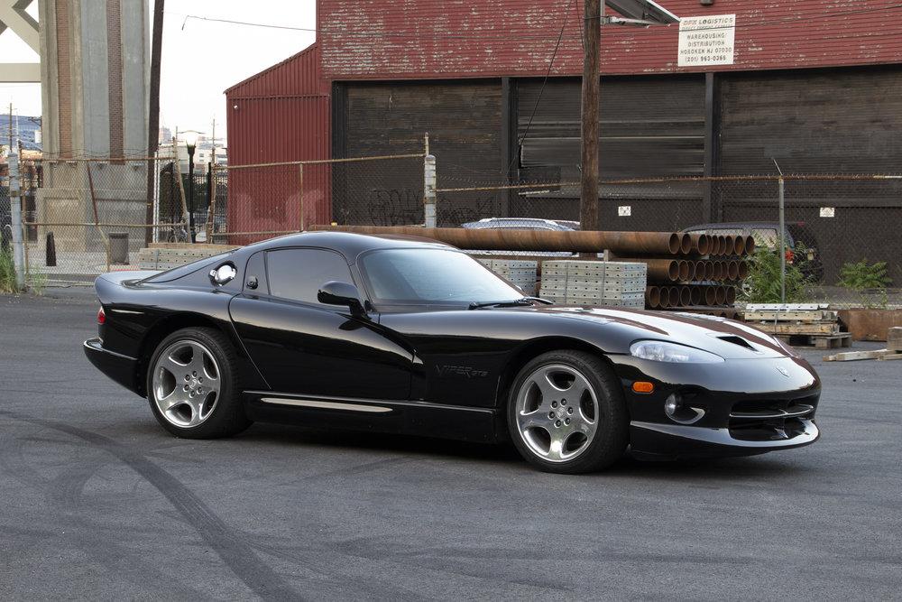 2000 Dodge Viper GTS - $52,500.00