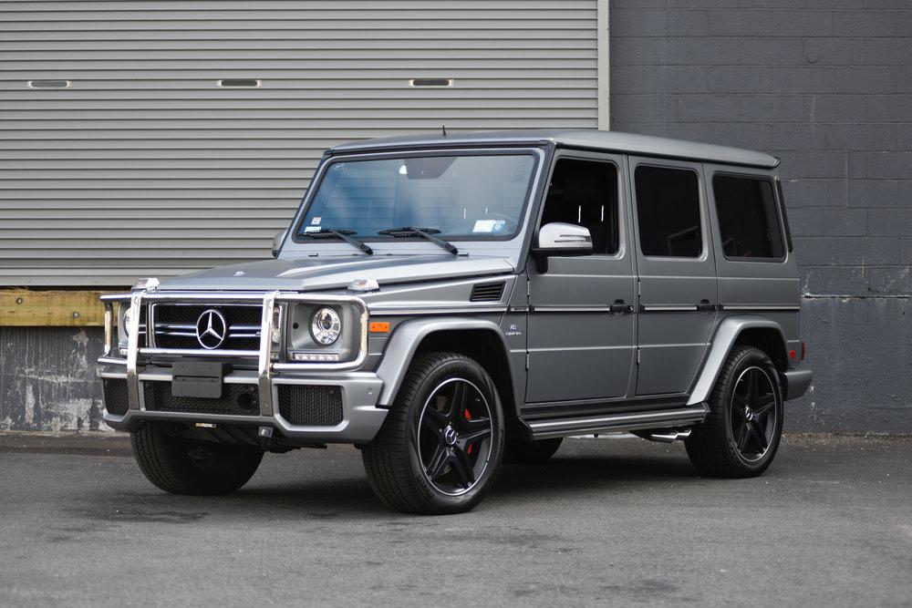 2015 Mercedes-Benz G63 - $107,000.00
