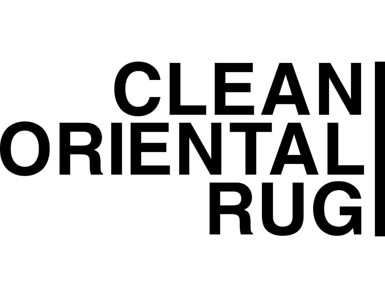 Clean Oriental Rug