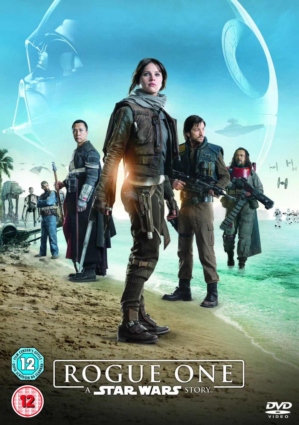Rogue One: A Star Wars Story(12A) - ©2017 & TM Lucasfilm Ltd.Date: Friday 9 JuneScreening: 7:30pm