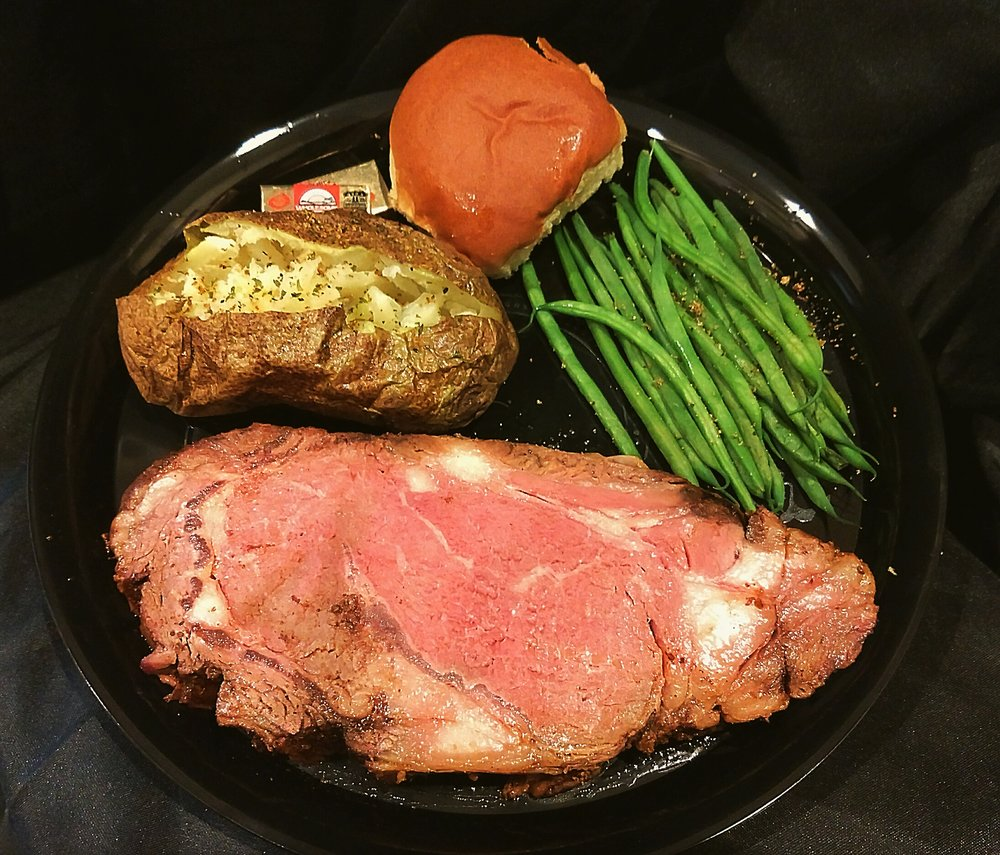Smoked Prime RibDinner For Two $49.99 - Pre Order Your Smoked Prime Rib Dinner For Valentines Day Feb. 14th