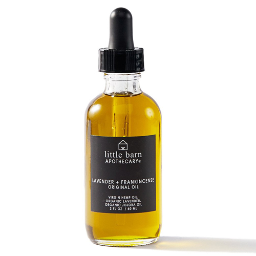 LITTLE BARN  - LAVADER + FRANKINCENSE FACE OIL  $25