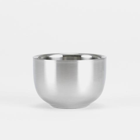 CRUX  - STAINLESS STEEL SHAVING BOWL  $12
